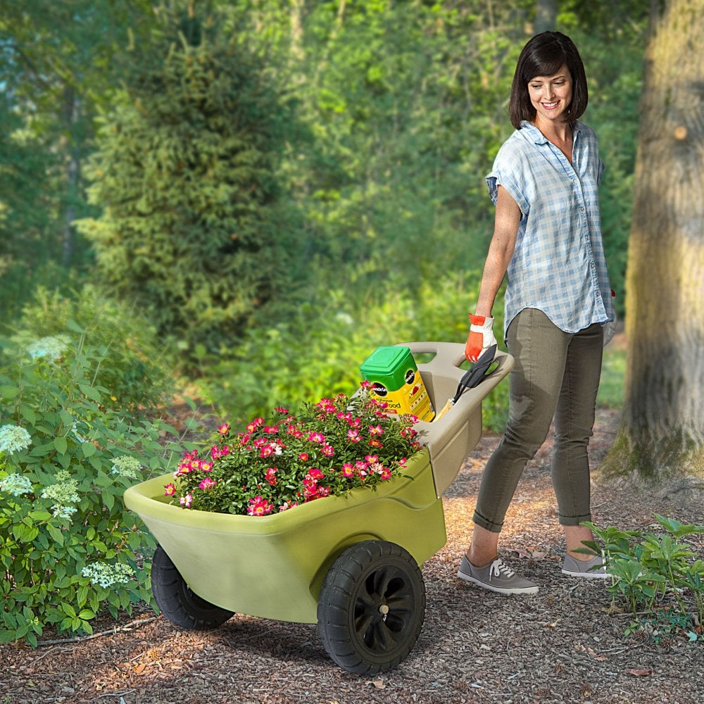 Easy Haul Wheelbarrow