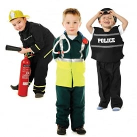 Emergency Services Costumes Special Offer