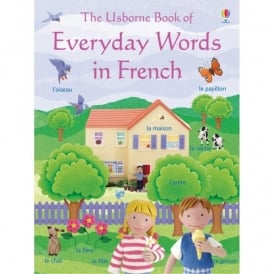 Everyday Words In French (Usborne Book)