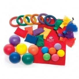 EYR Active Throwing And Catching Kit