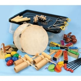 EYR Percussion Instrument Class Pack