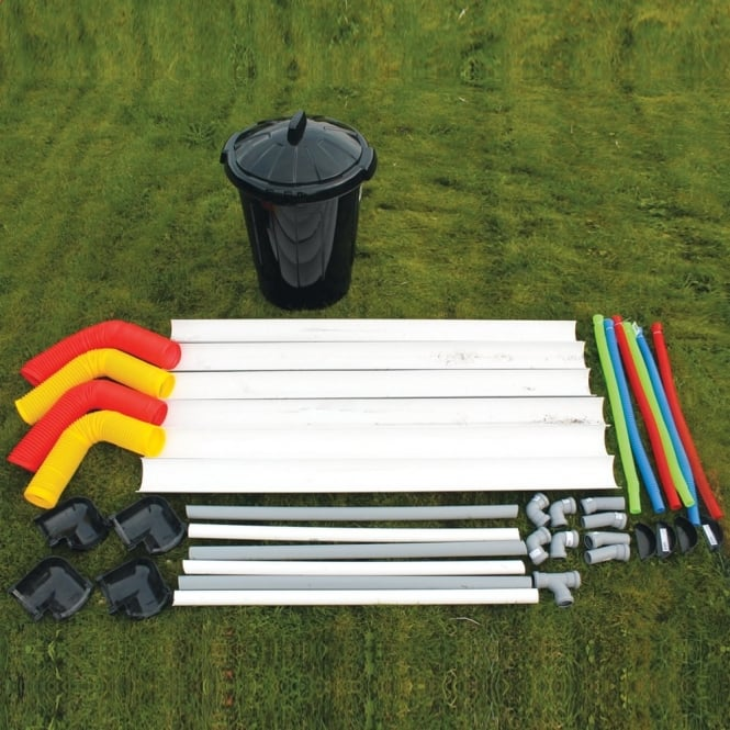 EYR Pipe And Gutter Kit (BD)