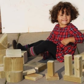 EYR Rustic Play Blocks