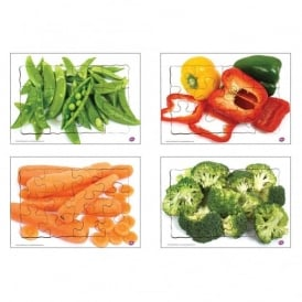 EYR Vegetable Jigsaw Puzzle Pack