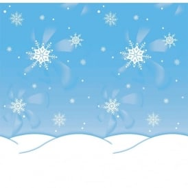 Fadeless Display Paper Roll - Wintertime (5638-8)