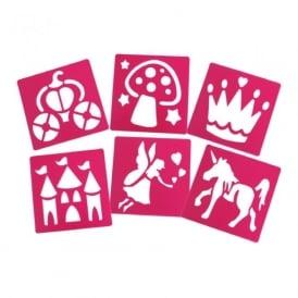 fairies stencils