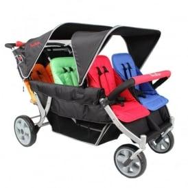 bce977eca76e Multi Seat Strollers