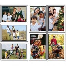 Family And Celebration Photo Card Pack
