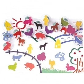 Farm Animal Paint Stampers