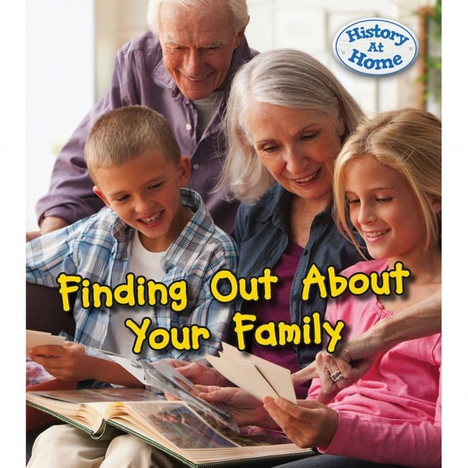 Finding Out About Your Family By Nick Hunter (Hardback)