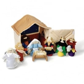 First Nativity Scene