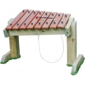 First Outdoor Xylophone Table