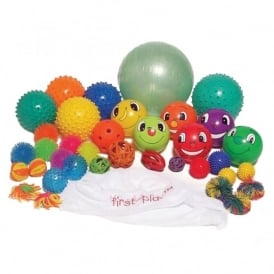 First Play Multi-Sensory Ball Pack