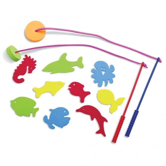 Fishing Fun Water Toy