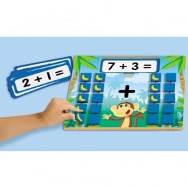 Flip And Solve Addition Board