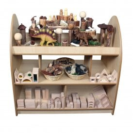 Foundation Play & Display Unit (S-1820-07) (1 Of 2)