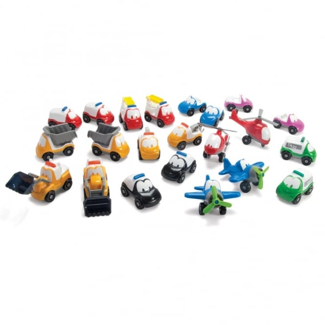 Fun Cars 22 Piece Set