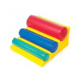 Funtime Soft Play Cylinder Ramp