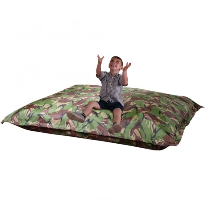 Giant Camouflage Outdoor Bean Bag