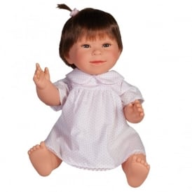 Girl Doll With Downs Syndrome With Dark Hair