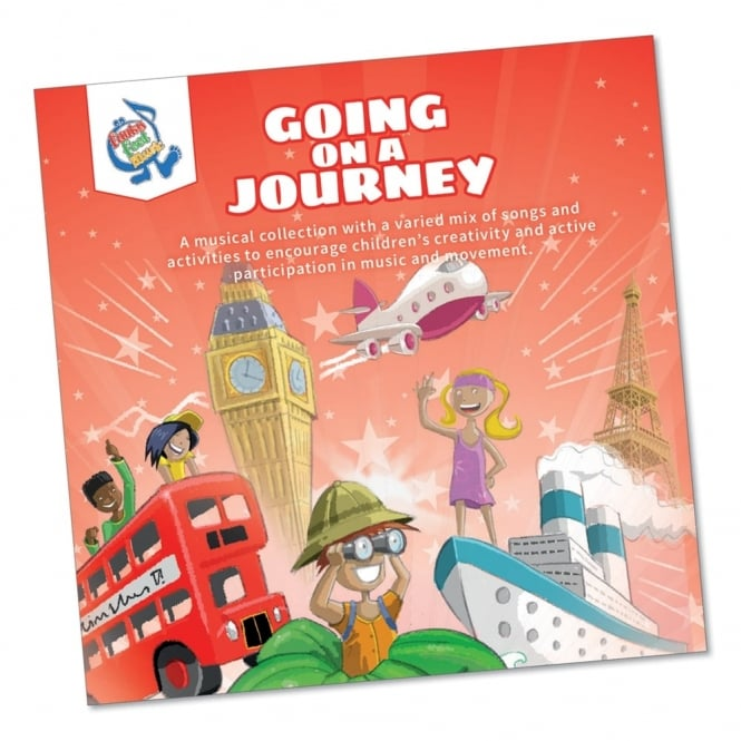 Going On A Journey Audio CD