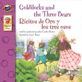 Goldilocks & The 3 Bears English/Spanish Book