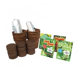 Grow Your Own Organic Veggies - Class Pack