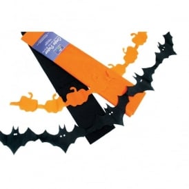 Halloween Crepe Paper (Pack of 2)