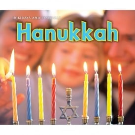 Hanukkah (Acorn: Holiday And Festivals) Book