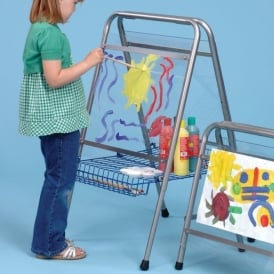 Height Adjustable Transparent Easel