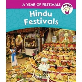 Hindu Festivals (A Year Of Festivals) By Honor Head
