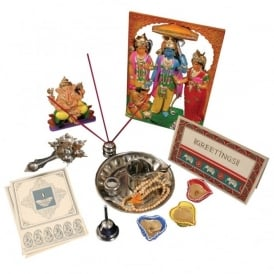 Hinduism Artefacts Pack (BD)