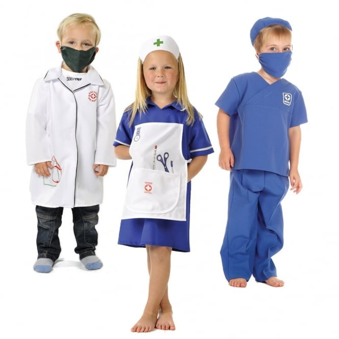 Hospital Dressing Up Costumes Special Offer