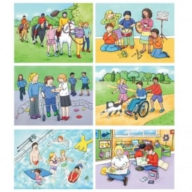 personal emotional and social jigsaw puzzles