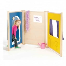 Indoor Role Play Panels Home