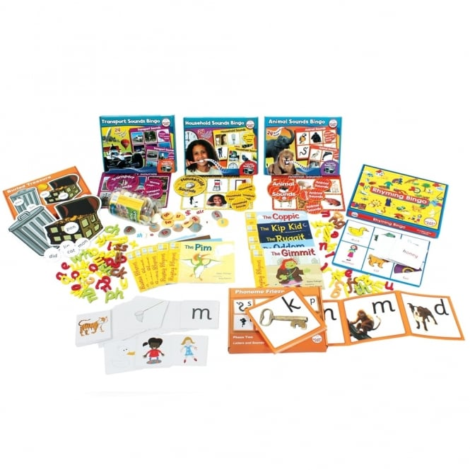 Introduction To Phonics - Early Years Kit