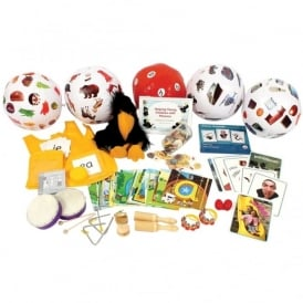 Introduction To Phonics - Hands On (Outdoor Play) Kit