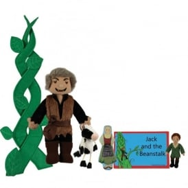 Jack and The Beanstalk Finger Puppets