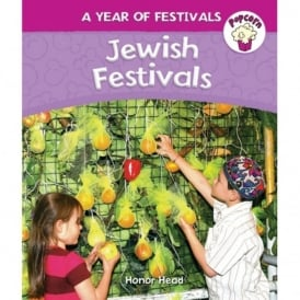 Jewish Festivals (A Year Of Festivals) By Honor Head