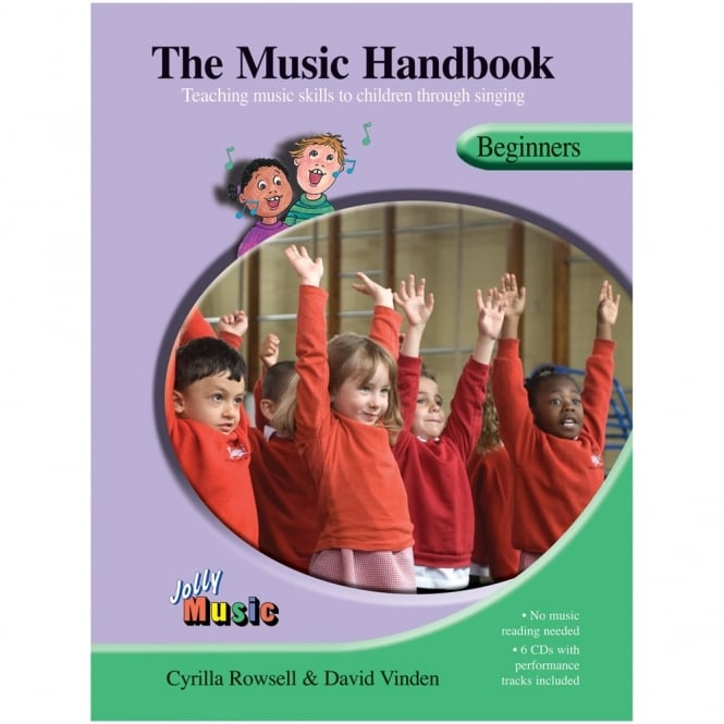 Jolly Music Handbook Beginners Level
