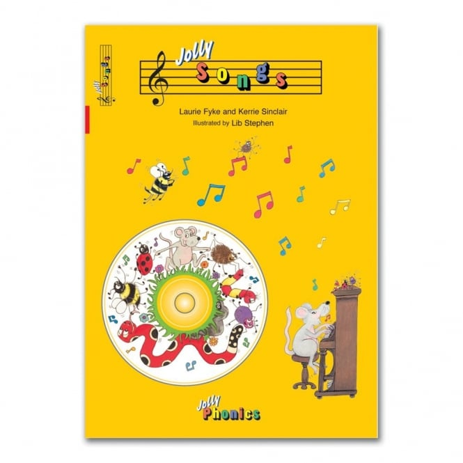 Jolly Songs Book and CD