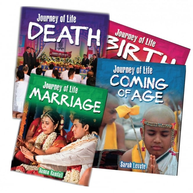 Journey Of Life Book Pack