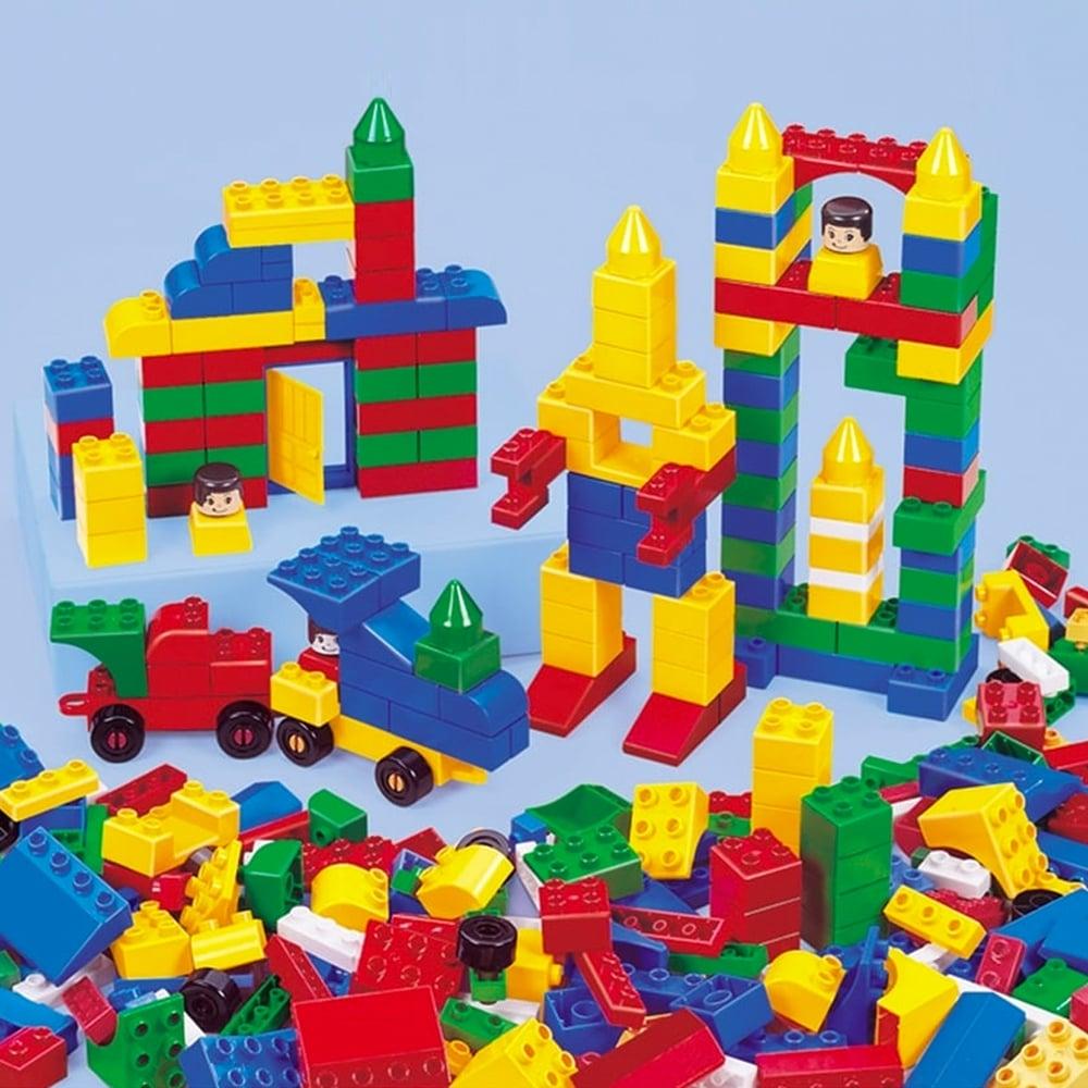 Jumbo Building Bricks