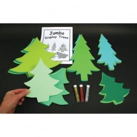 Jumbo Display Trees Pack