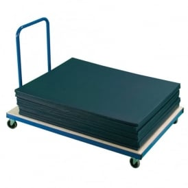 Junior Horizontal Mat Trolley