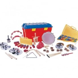 Key Stage 2 - 25 Player Percussion Set