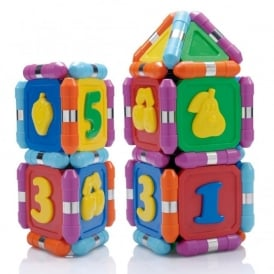 Kliky Magnetic Construction Set