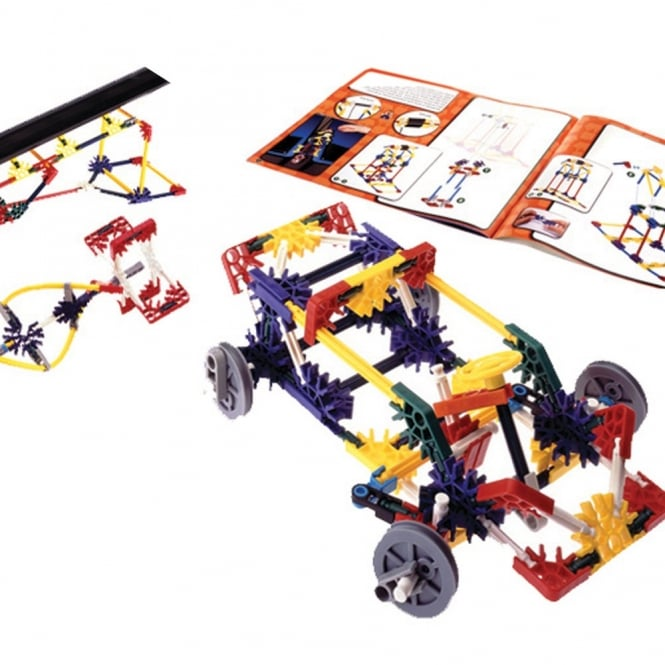 Knex Wheels And Axles