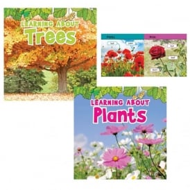 Learning About Plants and Trees Books