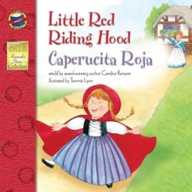 Little Red Riding Hood English/Spanish Book